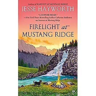 Firelight à la crête de Mustang
