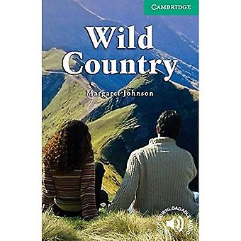 Wild Country: Level 3 Lower Intermediate: Lower Intermediate Level 3 (Cambridge English Readers)