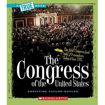 The Congress of the United States (True Books: American History)