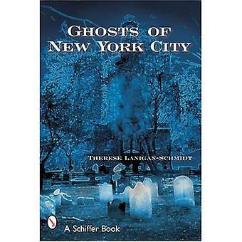 DUCHY z NEW YORK CITY (Schiffer książki)