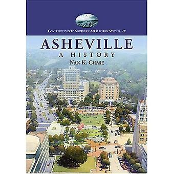 Asheville en historie