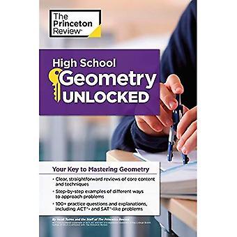 High School geometri olåst (gymnasiet ämne recension)