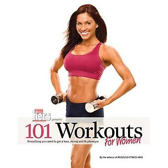 Muscle and Fitnness Hers Presents 101 Workouts