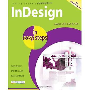 InDesign in Easy Steps: Covers CS3, CS4 and CS5