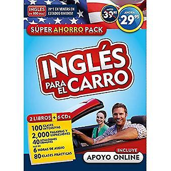 Ingles Para El Carro - Audiopack (2 Taschenbücher 6cds) / Englisch im Auto--Ahorropack (Ingles En 100...
