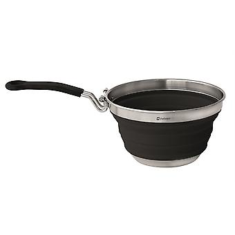 Outwell Collaps 1.5L Saucepan Midnight Black