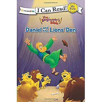 Bible Daniel du débutant et la fosse aux Lions (je peux lire! / Bible du débutant)