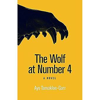 Der Wolf auf Platz 4: ein Roman (Modern African Writing)
