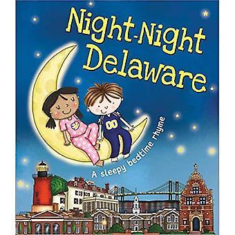 Night-Night Delaware [Board book]