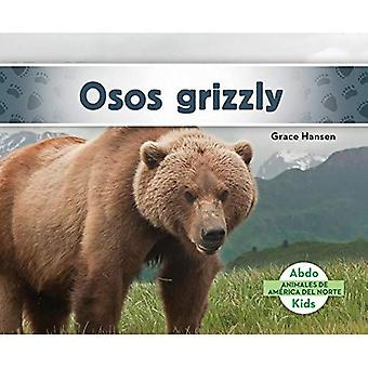 Osos Grizzly (Grizzly Bears) (Animales de America� del Norte (Animals of North America))