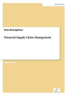 Financial Supply chaîne ManageHommest by Baumgrtner & Peter