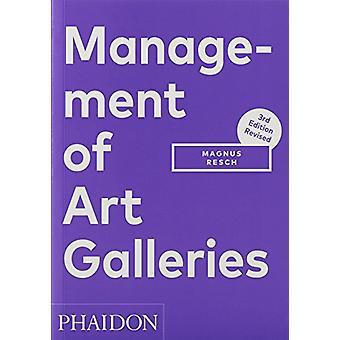 Hantering av konstgallerier av förvaltningen av konstgallerier - 97807148