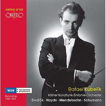 Schumann/Starker/Arrau/Firkusny/Rundfunk - Rafael Kubelik [CD] USA import