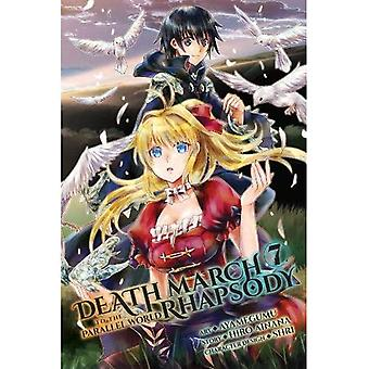 Death March to the Parallel World Rhapsody, Vol. 7 (manga)