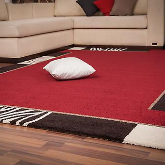Rugs -Switzerland - Bern Red