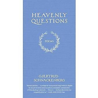 Heavenly Questions by Gjertrud Schnackenberg - 9780374533045 Book