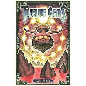 Twelve Gems by Lane Milburn - 9781606997512 Book