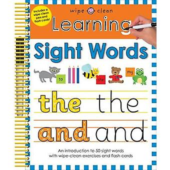 Learning Sight Words by Roger Priddy - 9781783412716 Book