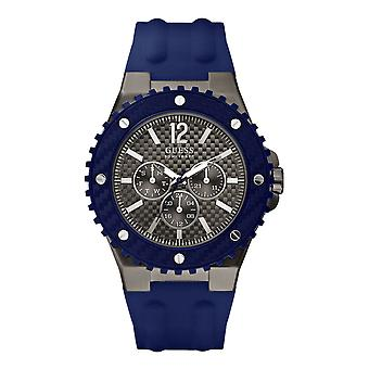 Guess Heren Multifunctionele Horloge Overdrive (W11619G2)
