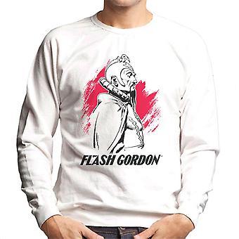 Flash Gordon Ming Montage Men's Sweatshirt
