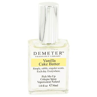 Vanilla Cake Batter by Demeter Cologne Spray 1 oz / 30 ml (Women)