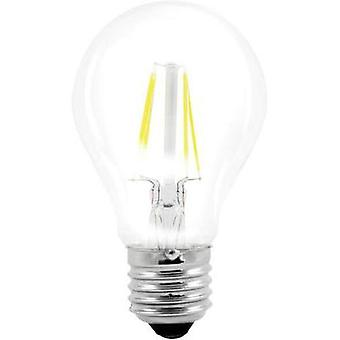 LED E27 Arbitrary 4 W = 37 W Warm white (Ø x L) 60 mm x 107 mm EEC: A++ Müller Licht Filament 1 pc(s)