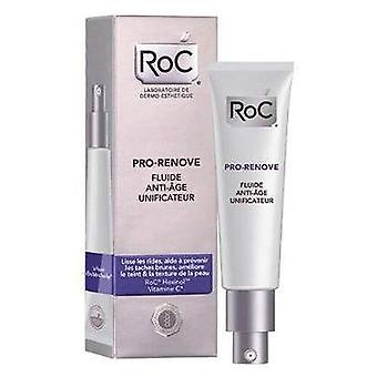 Roc Pro Renove Fluid Unifying Anti Age 40 Ml