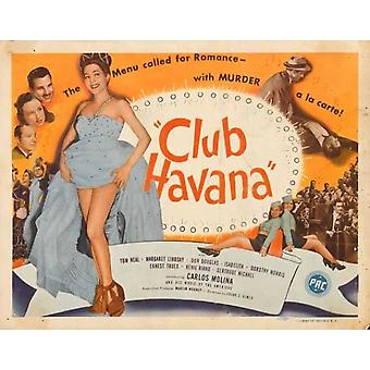 Club Havana Movie Poster (11 x 17)