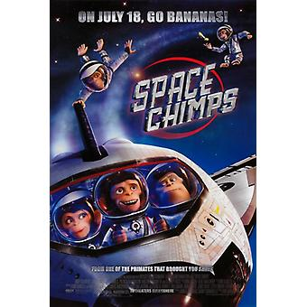 Space Chimps Movie Poster Print (27 x 40)