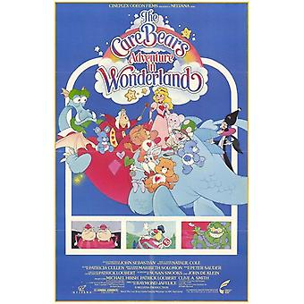 Care Bears Adventure in Wonderland Movie Poster (11 x 17)