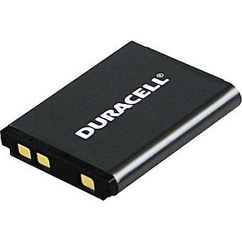 Camera battery Duracell replaces original battery NP-45 3.7 V 630 mAh