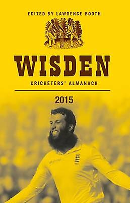 Wisden Cricketers Alhommeack 2015 by Lawrence bottesh