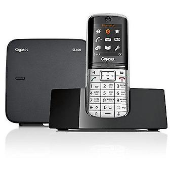 Gigaset Caller ID SL400 Dect Black Grey (Home , Electronics , Telephones , Accessories)