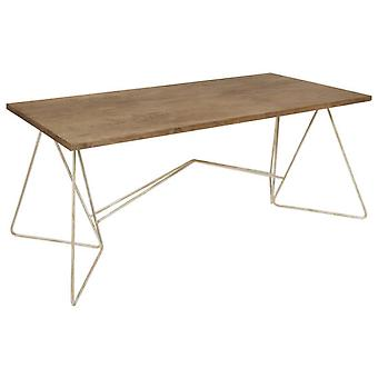 Wellindal Mesa comedor florence blanca (Home , Living and dining room , Tables , Central)