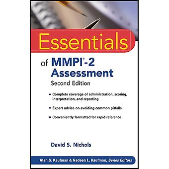 Essentials of MMPI-2 Assessment (Essentials of Psychological Assessment) (Paperback) by Nichols David S.