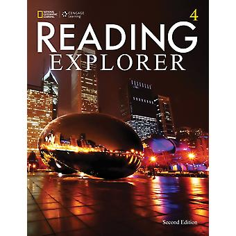 Reading Explorer 4: Student Book (Paperback) by Macintyre Paul