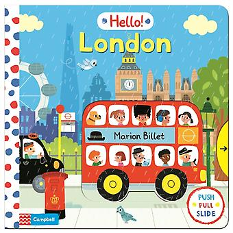 Hello! London (Hello! Books) (Board book) by Billet Marion