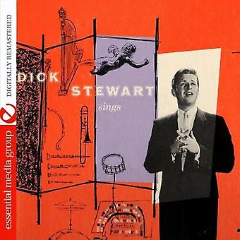 Dick Stewart - Dick Stewart sjunger [CD] USA import
