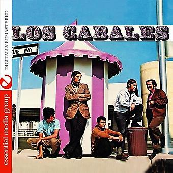 Los Cabales - Los Cabales [CD] USA import