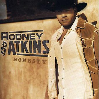Rodney Atkins - importación de USA de honestidad [CD]