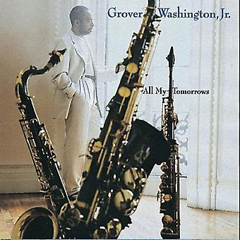 Grover Washington Jr. - tous mes lendemains [CD] USA import