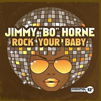 Jimmy Bo Horne - import USA Rock Your Baby (EP) [CD]
