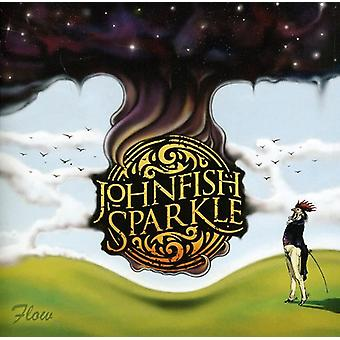 Johnfish funkle - Flow [CD] USA import