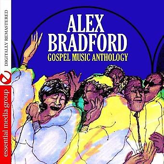Alex Bradford - Gospel Music antologi: Alex Bradford [CD] USA import