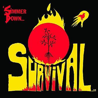 Overlevelse - simre ned [CD] USA import