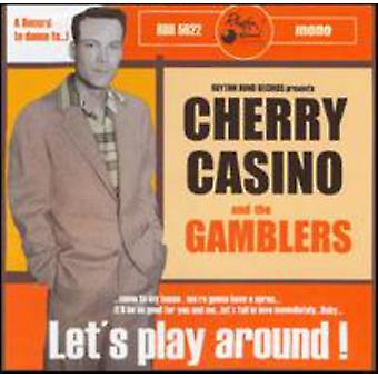 Cherry Casino & the Gamblers - Lets Play Around [CD] USA import
