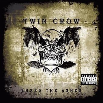 Twin Crow - Shred importu USA prochy [CD]