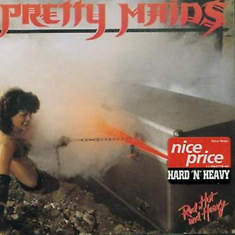 Pretty Maids - Red Hot & Heavy [CD] USA import