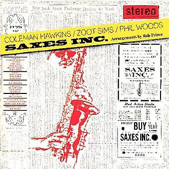 Coleman Hawkins - importation USA Saxes Inc. [CD]