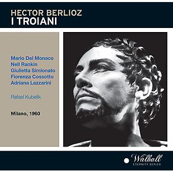 Berlioz / Rankin / La Scala Teater orkester - jeg Troiani [CD] USA import